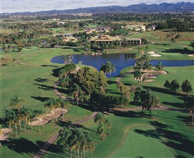 Palm Meadows Golf Course - Accommodation Find
