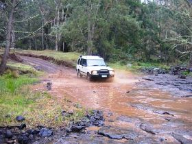 Condamine Gorge '14 River Crossing' - Accommodation Find