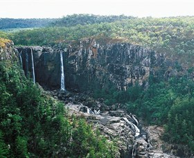Blencoe Falls Girringun National Park - Accommodation Find