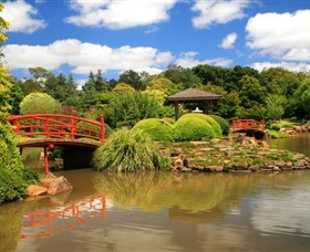 Japanese Gardens - Accommodation Find