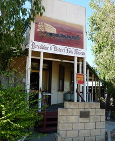 Barcaldine and District Museum - Accommodation Find