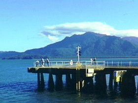 Lucinda Jetty - Accommodation Find