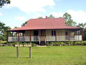 Melba House - Accommodation Find