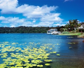 Lake Barrine Crater Lakes National Park - Accommodation Find