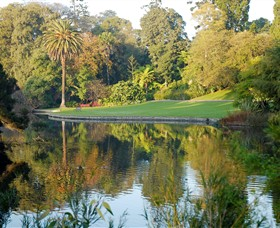 Royal Botanic Gardens Melbourne - Accommodation Find