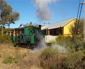 Red Cliffs Historical Steam Railway - Accommodation Find
