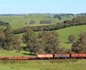 South Gippsland Tourist Railway - Accommodation Find