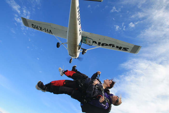 Australian Skydive - Accommodation Find