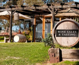 Saint Regis Winery Food  Wine Bar - Accommodation Find
