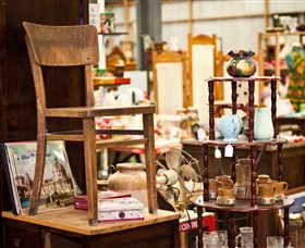 Bendigo Pottery Antiques and Collectables Centre - Accommodation Find