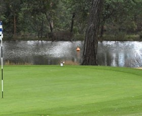 Hepburn Springs Golf Club - Accommodation Find