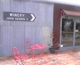 John Gehrig Wines - Accommodation Find