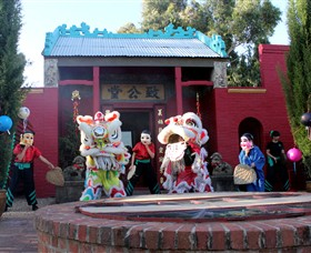Bendigo Joss House Temple - Accommodation Find