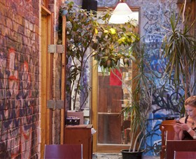 Sappho Books Cafe and Wine Bar - Accommodation Find