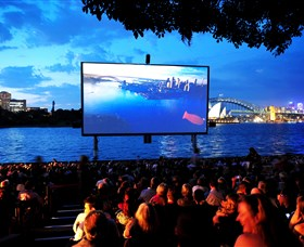 St George Open Air Cinema - Accommodation Find