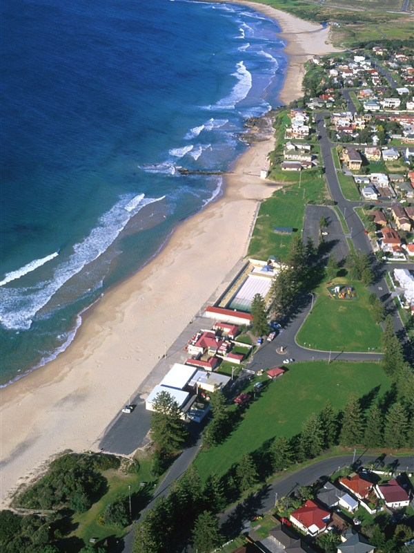 Thirroul Beach - Accommodation Find