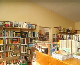 Corryong Browsers Bookshop - Accommodation Find