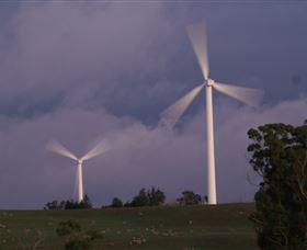 Crookwell Wind Farm - Accommodation Find