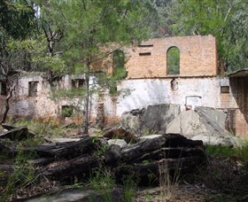 Newnes Shale Oil Ruins - Accommodation Find