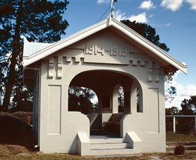 Stanthorpe Soldiers Memorial - Accommodation Find