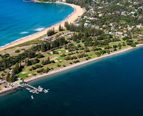 Palm Beach Golf Course - Accommodation Find