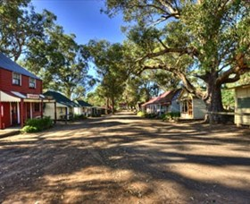 The Australiana Pioneer Village Ltd - Accommodation Find