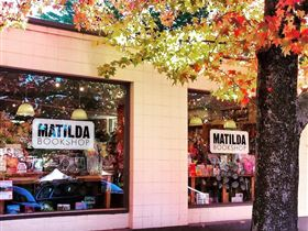 Matilda Bookshop - Accommodation Find