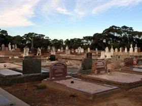 Langhorne Creek Cemetery - Accommodation Find