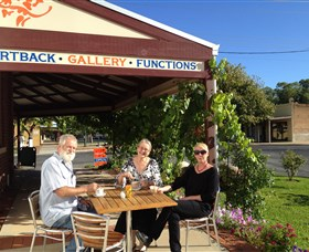 Artback Australia Gallery and Cafe - Accommodation Find