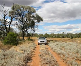 Augathella 4x4 Stock Route Trail - Accommodation Find