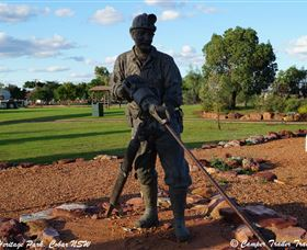 Cobar Miners Heritage Park - Accommodation Find