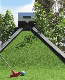 Mini Golf at BIG4 Swan Hill Holiday Park - Accommodation Find