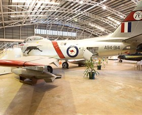 Australian Aviation Heritage Centre - Accommodation Find