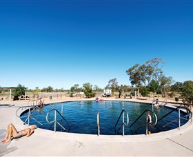 Lightning Ridge Bore Baths