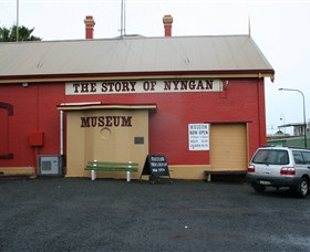 Nyngan Museum - Accommodation Find