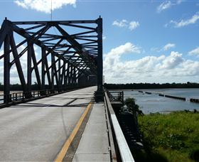 Burdekin River Bridge - Accommodation Find