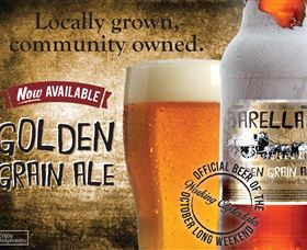 Barellan Beer - Community Owned Locally Grown Beer - Accommodation Find