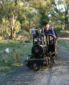 Jerilderie Steam Rail - Accommodation Find