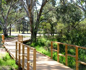 Green Corridor Walking Track - Accommodation Find
