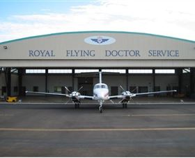 Royal Flying Doctor Service Dubbo Base Education Centre Dubbo - Accommodation Find