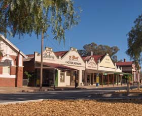 Ariah Park 1920s Heritage Village - Accommodation Find