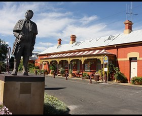 Forbes Railway Arts and Visitor Information Centre - Accommodation Find