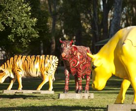 Greater Shepparton's Moooving Art - Accommodation Find
