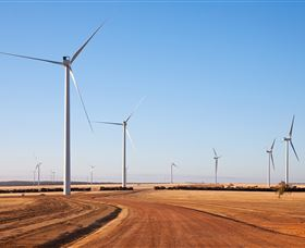 Merredin Collgar Wind Farm - Accommodation Find