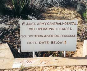 Army General Hospital Site - Accommodation Find