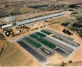 Co-operative Bulk Handling CBH Wheat Storage and Transfer Depot - Accommodation Find