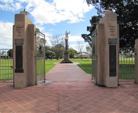Goondiwindi War Memorial - Accommodation Find