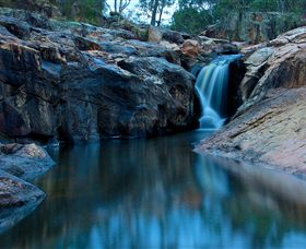 Gooram Falls - Accommodation Find