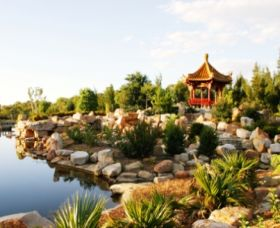 Lambing Flat Chinese Tribute Garden - Accommodation Find