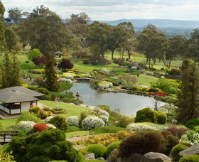 Cowra Japanese Garden and Cultural Centre - Accommodation Find